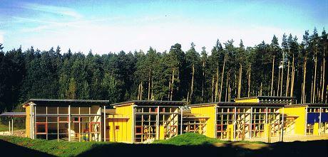 Ref-Kindergarten 1000m2-Speikern